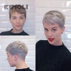 "170 Me gusta, 6 comentarios - Kimoli (@kimolidk) en Instagram: ""Back to blonde! """