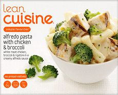 1000 images about tv dinners on pinterest lean cuisine for Are lean cuisine dinners healthy
