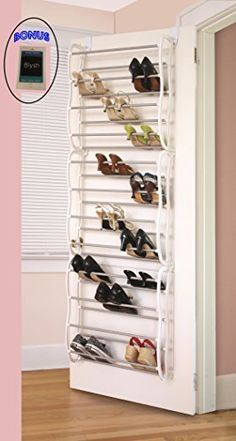 1. Wine Crate Shoe Storage A woman can never have too many pairs of shoes, and that is a known fact! However, the more pairs there are, the more difficult it is for them to store them in an efficient and space-effective manner. You can always buy a shoe drawer from Ikea, but then again …