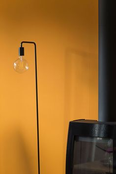 leeslamp industrieel bulb light