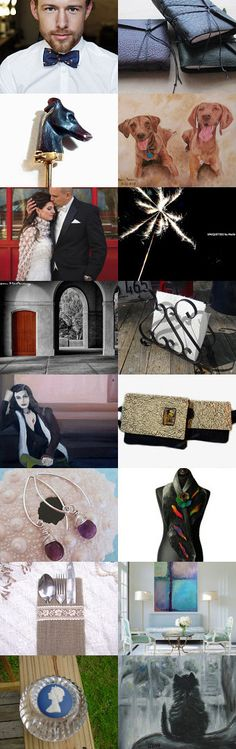 Ladies and Gentlemen, it's all about love... by MJ Flowerfield on Etsy--Pinned with TreasuryPin.com