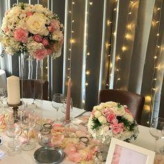 A la table des mariées