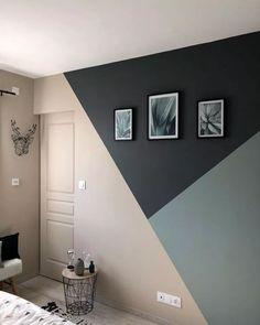 45 Amazing Geometric Wall Art Paint Design Ideas To Inspire You 45 Amazing Geome. - 45 Amazing Geometric Wall Art Paint Design Ideas To Inspire You 45 Amazing Geome… - Geometric Wall Paint, Geometric Shapes, Geometric Patterns, Geometric Decor, Modern Wall Paint, Geometric Wallpaper, Living Room Decor, Bedroom Decor, Wall Decor