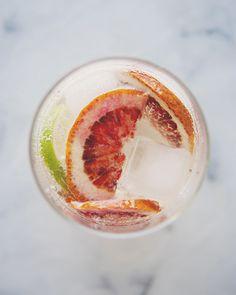 The Citrus Spritzer Cocktail