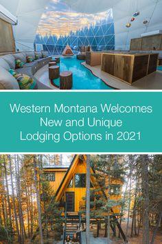 Glacier Park, Lodges, Welcome, Montana, Westerns, Meet, Outdoor Decor, Unique, Cabins