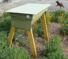 BuBees - Top bar bee hives from Malibu