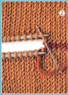 Best 11 Risultati immagini per ponto de trico chains paternn – SkillOfKing. Knitting Help, Knitting Stiches, Crochet Stitches, Hand Knitting, Knit Crochet, Crochet Flower, Knitting Patterns, Crochet Patterns, Knitting Ideas