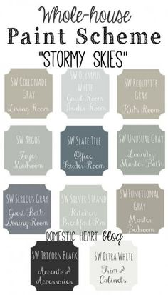 New kitchen paint schemes bathroom Ideas Farmhouse Paint Colors, Kitchen Paint Colors, Room Paint Colors, Interior Paint Colors, Paint Colors For Living Room, Paint Colors For Home, My Living Room, House Colors, Home Interior Design