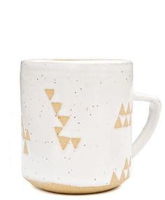 Wandering Triangles Mug | Homeware