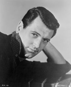 The 20 Hunkiest Actors in Hollywood History - Rock Hudson  - from InStyle.com
