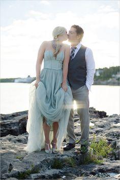 bride and groom fashion @weddingchicks