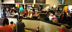 Java Mama -- Kid-friendly coffeehouse with supervised (! Coffeehouse, Java, My Dream, San Diego, Birthday Ideas, Play, Kids, Design, Cafes
