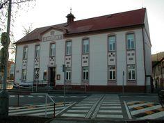 Había una casa de cultura se llamaba Koruna. Eran conciertos aquí.
