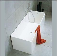 Flaminia bathtub white