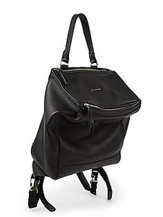Givenchy Pandora Waxy Leather Backpack 2500$