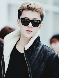 SeHun airport fashion