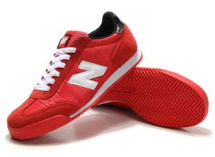 New Balance 360 Training Shoes Low Red White