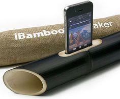 iBamboo speaker for dojo?