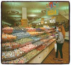 Woolworths pick n mix! :) sad Woolworth gone now! Loved that shop!