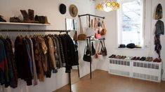 After graduating from NYU in 2006, Milwaukee native Kate Goldwater opened this funky shop, featuring a curated selection of vintage and thrift clothing ($5–$25)...