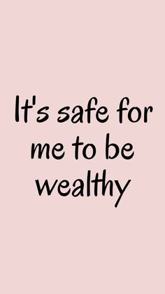 47 Money Affirmations Plus Free Printables - Rad Planner Positive Self Affirmations, Wealth Affirmations, Positive Quotes, Motivational Quotes, Positive Things, Manifesting Money, Affirmation Cards, Thoughts And Feelings, Words Quotes