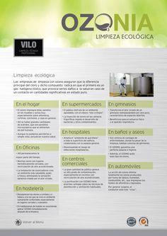 Limpieza Ecológica con Ozono - Vilo Mediterranéo