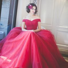Vestido De Noiva Vintage Tulle Wedding Dress,Ball Gown