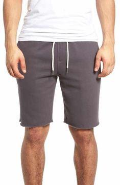 6554a1ec97 The Rail Fleece Shorts Fleece Shorts, Urban Fashion, Mens Fashion, Fashion  Outfits,