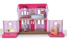 Amazon.com: Fisher-Price Loving Family - Family Manor: Toys & Games