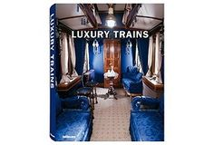 Luxury Trains - I dream some day of taking a trip on a luxury pullman car thru Europe, or maybe even the Trans Siberian or Orient Express!!!???