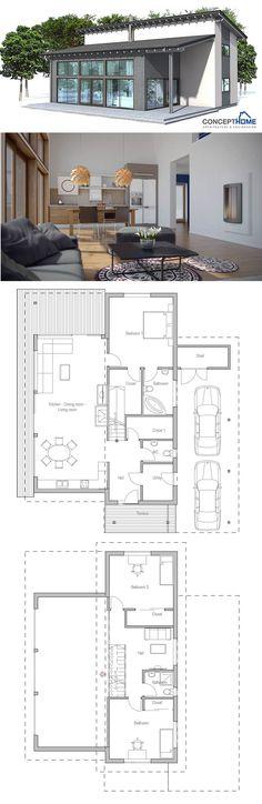 1000 ideas about passive solar on pinterest passive - Creation plan maison ...