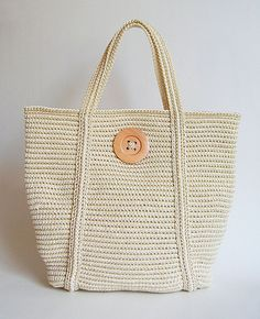 Ravelry: Tapestry crochet basic tote pattern by ChabeGS