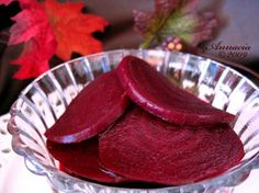 Easy Pickled Beets - I hated beets as a kid, but now I love them. This is a great recipe. I added hard boiled eggs - pickled eggs. Beet Recipes, Canning Recipes, Veggie Recipes, Recipies, Smoothie Recipes, Canning Tips, Amish Recipes, Drink Recipes, Easy Recipes