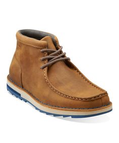 Take a look at this Tan Mumford Folk Lace-Up Shoe - Men on zulily today!