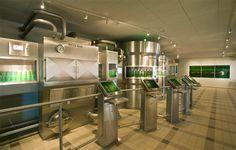 The Cool Hunter - The New Heineken Experience - Amsterdam