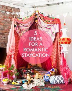 Take a Romantic Staycation