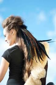 feather wings headpiece - Google Search