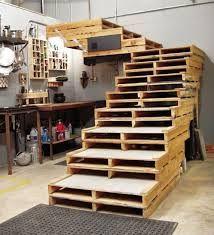 Pallet ideas #pallet #palletideas #stair