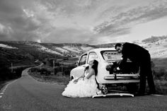 wedding... Fiat 850, All Over The World, Porsche, Vehicles, Photography, Facebook, Cars, Lifestyle, Wedding
