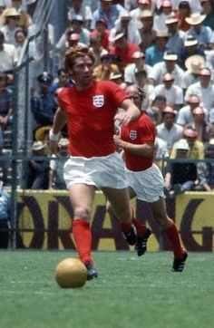 Alan Ball of England in action at the 1970 World Cup Finals. England National Football Team, England Football, National Football Teams, 1970 World Cup, Everton Fc, World Cup Final, Team Player, Coming Home, Finals