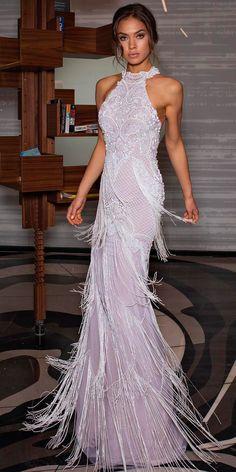 24 Dimitrius Dalia Wedding Dresses For Modern Bride ❤ dimitrius dalia wedding dresses royal collection sheath vintage halter neckline lace sleeveless ❤ See more: http://www.weddingforward.com/dimitrius-dalia-wedding-dresses/ #weddingforward #wedding #bride
