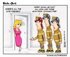 Cute fireman ~ Re-Pinned by Crossed Irons Fitness