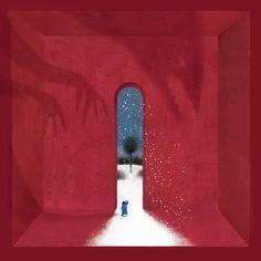Maria Mikhalskaya - The Red House