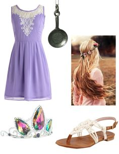 """""""Rupunzel"""" by kate4141 on Polyvore"""