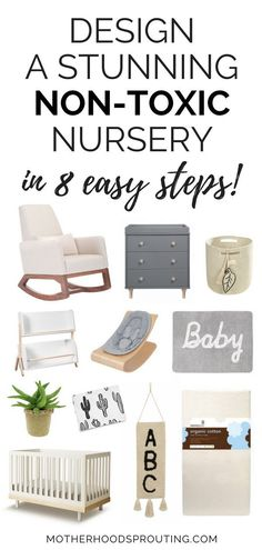 60e8e9241 27 Best Gender Neutral Nursery Ideas images
