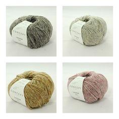 verschiedene Farben CAPRI von Katia 50g Wolle