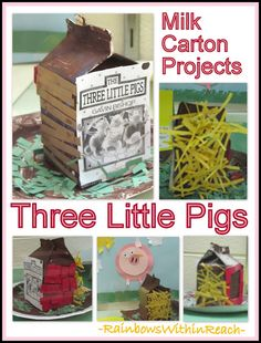little pigs party decorations - Google Search