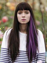 hidden purple