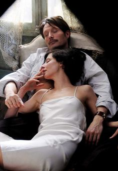 Mads Mikkelsen & Anna Mouglalis in Coco Chanel & Igor Stravinsky (I mean, there have been better titles for a film)