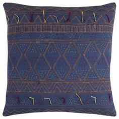 Bloomsbury Market Spirgel Cotton Throw Pillow